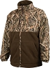 Drake MST Youth Eqwader Full Zip - Blades Camo - Size 14