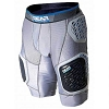 Gear Protec Edge 5-Pad Girdle - Gray - Size Medium