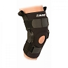 McDavid Level 3 Knee Brace with polycentric hinges - Black - Size Medium