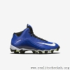 Nike Alpha Shark 2 3/4 BG Youth - ROYAL/BLACK
