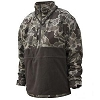 Drake Women's Quarter Zip - Old School Timber Camo - Size MEDIUM