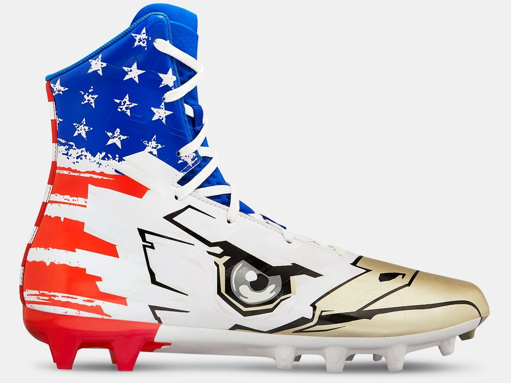 3e71c501554 Add to My Lists. Under Armour Men s Highlight MC LE Football Cleats