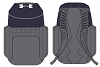 Under Armour Team Undeniable 3.0 Backpack