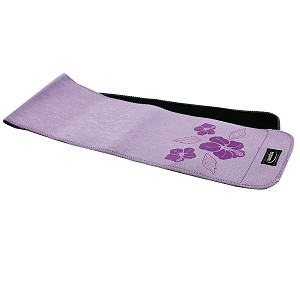 Empower Fitness Waist Trimmer Belt - Hibiscus Print