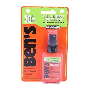 Adventure Medical Bens30% 1.25oz Pump Crd 1ea