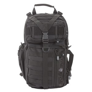 Allen Cases Tactical Pack Lite Force Tactical Pack Blk,Black