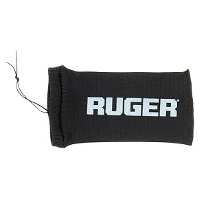Allen Cases Ruger Gun Sock Ruger Handgun Sock 12In X 6In Black