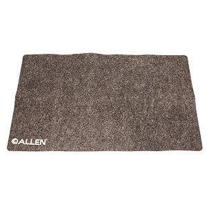 Allen Cases Gun Cleaning Mat Gun Cleaning Mat, 14X22In, Gray, Handgun,