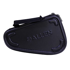 Allen Cases Molded Handgun Case Molded Pistol Case,LG Semi-6.5