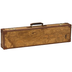 Browning Madera Fitted Case Wood/Brown Fit, Madera