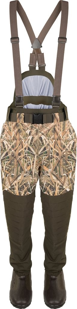 Guardian Elite 6-Layer 4-in-1 Waist-High Wader with Tear-Away Liner