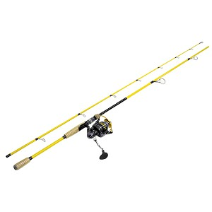 Eagle Claw Powerlght Spinning Combo EagleClawPowerlght 6BB SpinCombo 8'6
