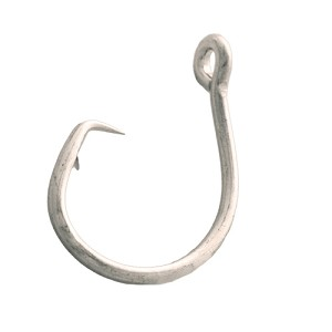 Gamakatsu Circle Big Eye Tin 9/0, 3 Hooks P/P