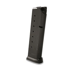 Taurus 1911 Commander Replacement Magazine, .45 ACP, 8 Rounds, Matte Black 8-Round .45 Auto Mag for 1911 Commander