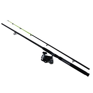 Zebco / Quantum BIG CAT 80/102MH SPIN COMBO Big Cat Spinning Combo
