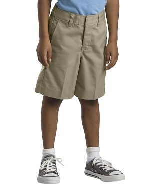 Dickies Boys Classic Fit Flat Front Short 54-562