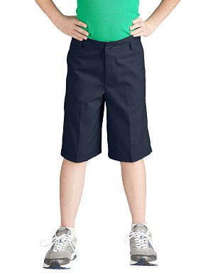 Dickies Boys Classic Fit FlexWaist Flat Front Short KR123