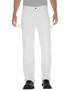 Dickies Mens Relaxed Fit Straight Leg Painters Double Knee Utility Pant