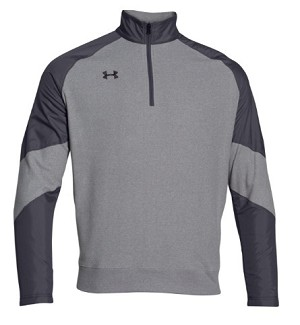 Under Armour Mens Coldgear Team Performance Fleece Quarter Zip