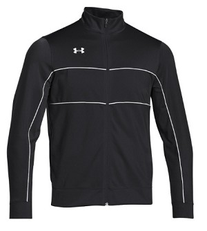 Under Armour Mens Rival Knit Warm Up Basketball Jacket