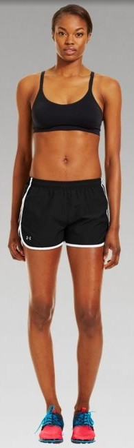 Under Armour Escape Running Shorts