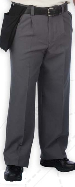 Dalco Charcoal Grey Combo Umpire Pants
