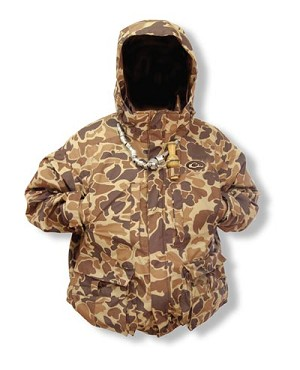 Drake Old School LST 4 in 1 Wader Coat