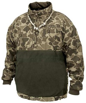Drake Old School Eqwader Plus Full & Quarter Zip
