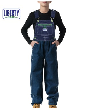Walls Infant Liberty Denim Bib Overall