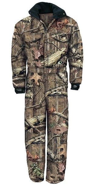 Walls Mossy Oak Insulated Coveralls