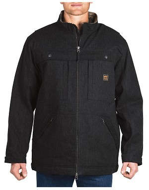 Walls Mens Rockwall Workwear Muscle Back Coat With Kevlar