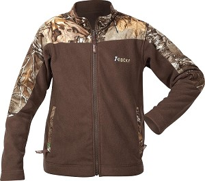 Rocky Fleece Youth Jacket