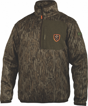 Drake Non-Typical Endurance Quarter Zip Jacket with Agion Active