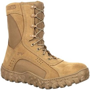 Rocky Mens S2V Steel Toe Tactical Military Boot
