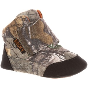 Rocky Kids Lil Bearclaw Infant Realtree Camouflage Shoe