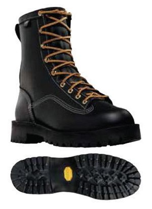 Danner Mens Super Rain Forest 8