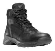 "Danner Mens Kinetic 6"" Black GTX Boots"