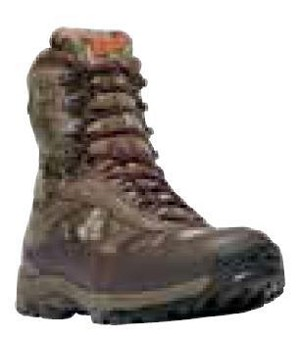 Danner Womens High Ground Mossy Oak Infinity Boots