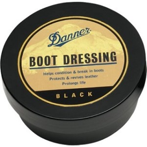 Danner Boot Dressing Black 4 oz