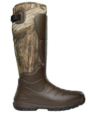 LaCrosse AeroHead Mossy Oak Break-Up Infinity Boots