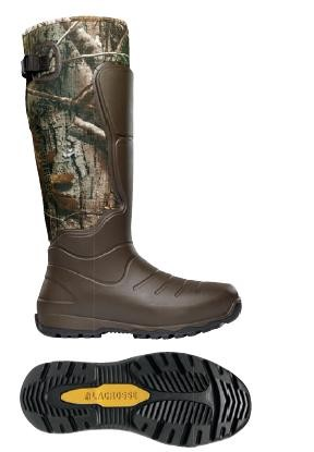 LaCrosse AeroHead Realtree 7MM Boots