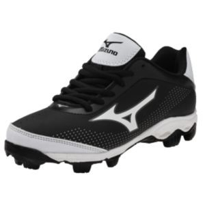 Mizuno Mens 9 Spike Franchise 7 Low Molded Baseball Cleats