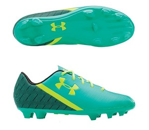 Under Armour Mens SF Flash FG Soccer Cleats