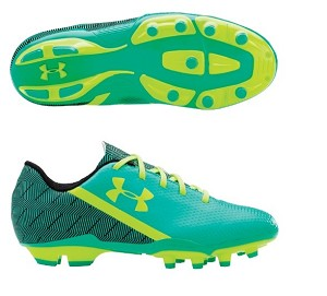 Under Armour SF Flash FG Jr. Soccer Cleats