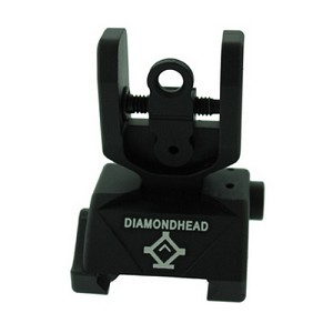 Diamondhead Classic Rear Sight Diamond Shaped Upper