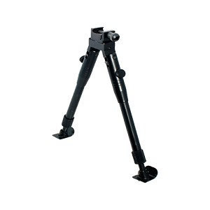 Leapers Inc. Sniper Bipod,Steel Feet,Height 8.2