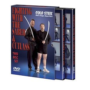 Cold Steel Fighting w/Cutlass & Sabre DVD