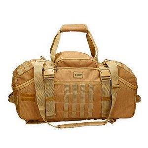 Tex Sport Forced Entry Gear Bag Coyote