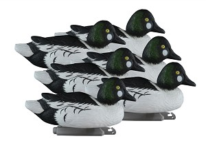 Higdon Decoys Standard Goldeneye - Foam Filled - Drakes