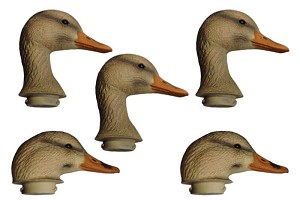 Dakota Decoy Mallard Hen Heads